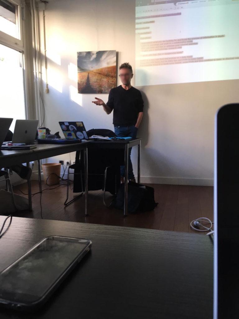 1er atelier OSINT OpenFacto à Paris en février 2019