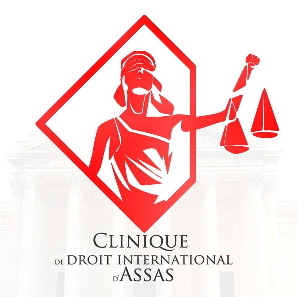 Formation Clinique du Droit International à Assas (Paris) les 25 et 26 janvier 2019.