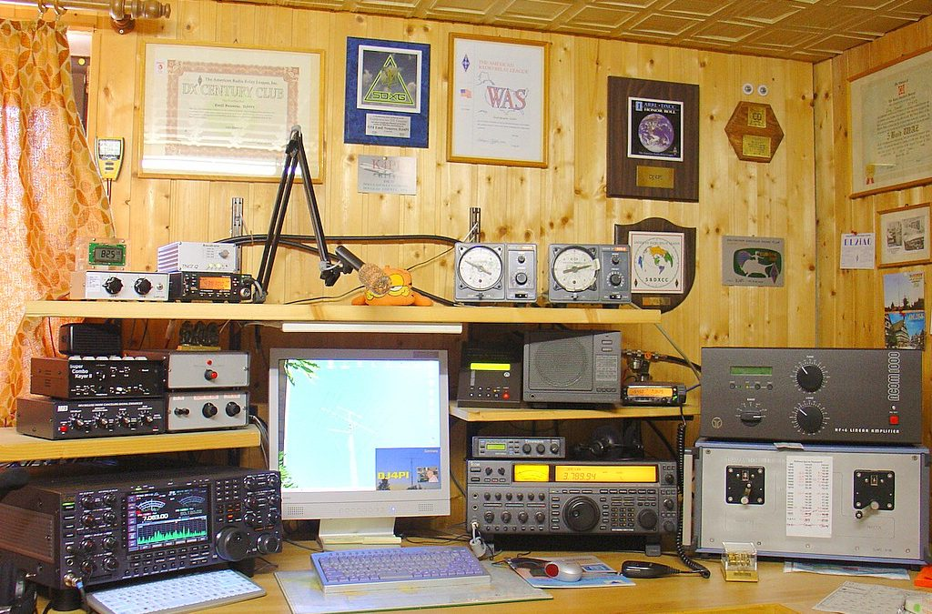 RADIOAMATEURS: une source méconnue de l'OSINT?
