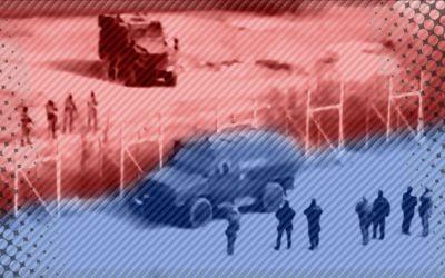 La frontière gréco-turque, terrain d'affrontements physiques et virtuels