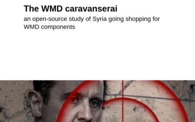 Dix ans de guerre en Syrie : l'OSINT comme outil d'enquête sur la chaîne d'approvisionnement du programme chimique syrien